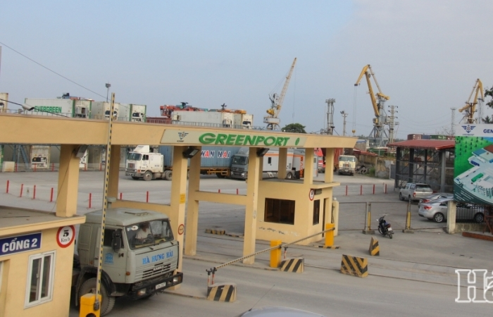 Hải quan Hải Phòng quản lý 18 cảng có hàng hóa hỗn hợp