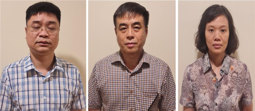 Khởi tố 3 cán bộ quản lý thị trường Hà Nội liên quan đến vụ án sản xuất, buôn bán hàng giả