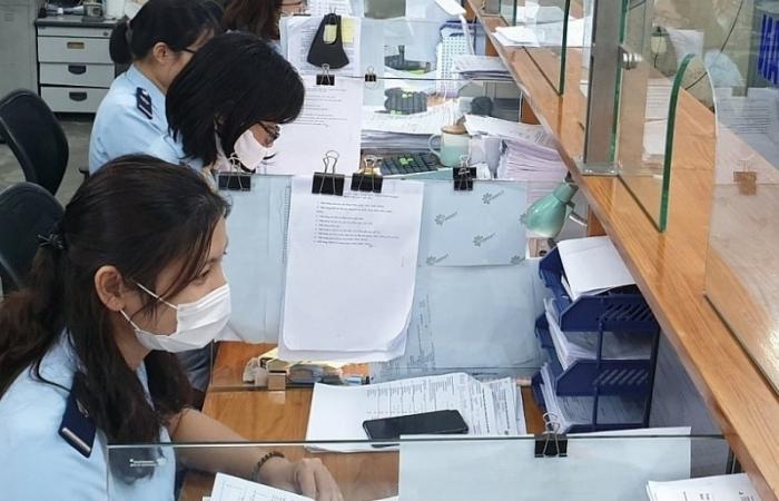 Hải quan Đầu tư gia công Hải Phòng thu ngân sách đạt trên 80%