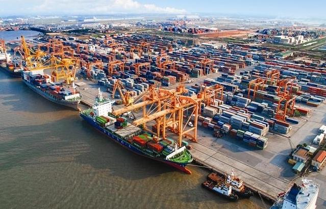 Thông tin chính thức về hoạt động tại cảng Tân Vũ, Hải Phòng