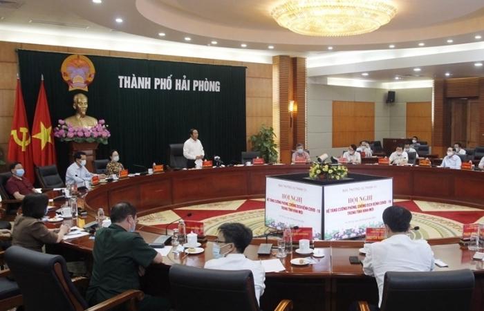 Hải Phòng hỗ trợ Đà Nẵng, Quang Nam 10 tỷ đồng chống dịch Covid-19