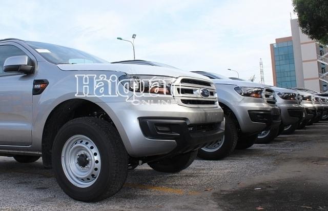 Khoảng 17.000 ô tô nhập khẩu trong tháng 7