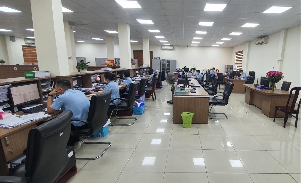 Hải quan cảng Hải Phòng khu vực 2 thu ngân sách tăng 107%