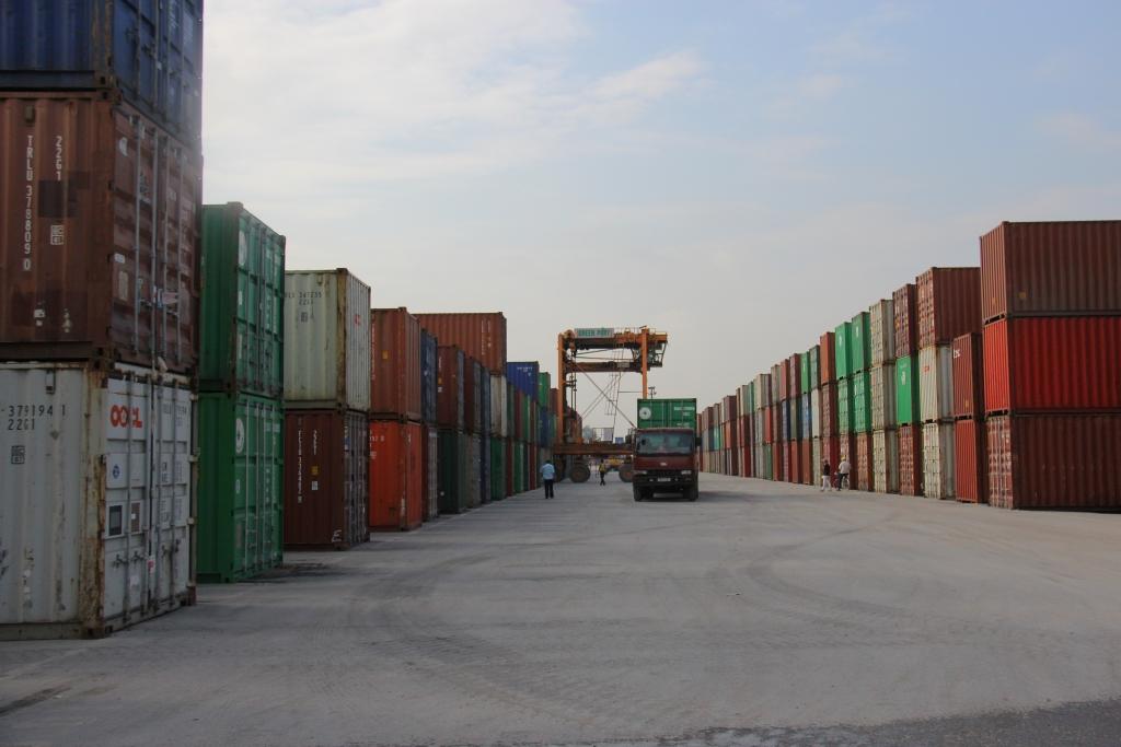 Cảng vụ đường thủy nội địa sẽ thu phí cảng biển tại Hải Phòng từ 15/8