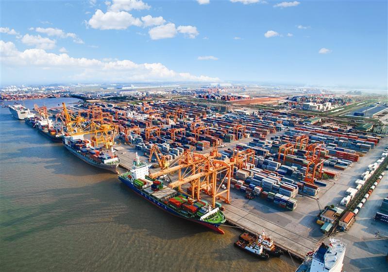 Việc chuyển đổi đơn vị thu phí cảng biển ở Hải Phòng diễn ra thuận lợi