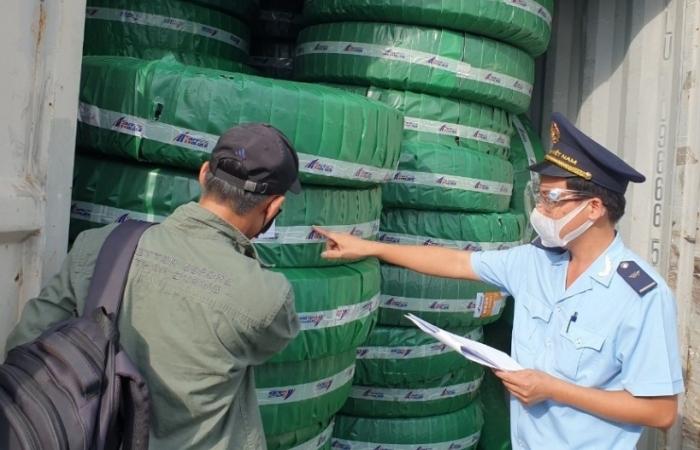 Hải quan Hải Phòng thu ngân sách tăng 27%