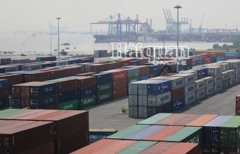 450 tỷ USD kim ngạch xuất nhập khẩu, xuất siêu hơn 9 tỷ USD