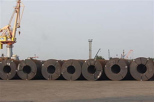 Nhập khẩu gần 10 triệu tấn sắt thép, Trung Quốc đầu bảng