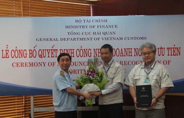Hoya Glass Disk Việt Nam được gia hạn doanh nghiệp ưu tiên