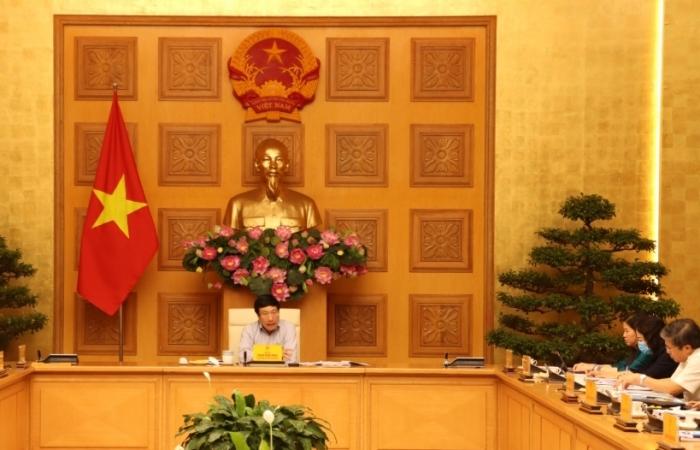 Bộ Tài chính có trách nhiệm đôn đốc việc thực hiện Cơ chế một cửa quốc gia