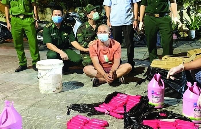 Lực lượng Công an thông báo ngay thông tin về ma túy ở biên giới, cửa khẩu, trên biển