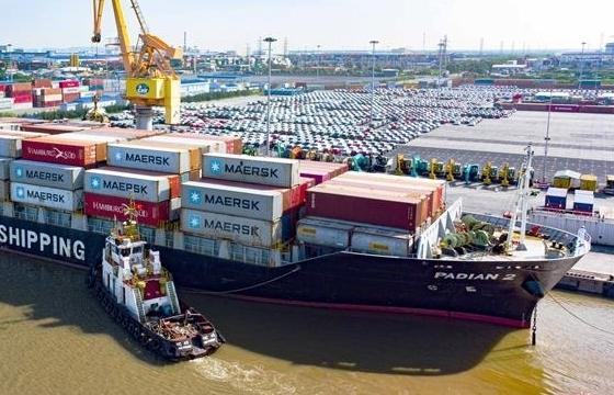 Công ty cảng Hải Phòng đạt sản lượng khai thác 22 triệu tấn
