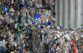 Giảm gần 11.000 container phế liệu tại cảng biển