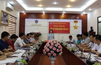 Hải quan Hải Phòng khu vực 1 tổ chức Hội nghị tiếp xúc doanh nghiệp năm 2019