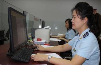 Hải quan cửa khẩu Lào Cai: Hàng nông sản xuất khẩu khởi sắc