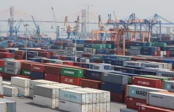 Kim ngạch xuất nhập khẩu đạt 427 tỷ USD