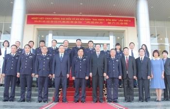 Tăng cường hợp tác hải quan 3 tỉnh biên giới phía Bắc với Hải quan Nam Ninh, Trung Quốc