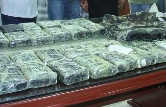 Triệt phá vụ vận chuyển 250.000 viên ma túy, lớn nhất Lào Cai từ trước đến nay