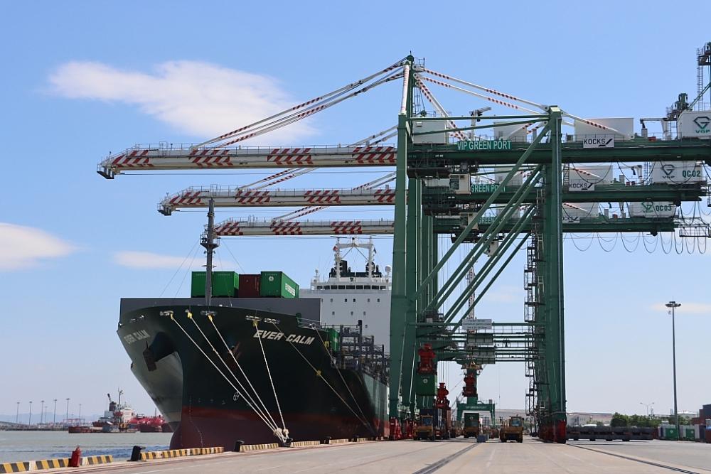 Hải quan Hải Phòng: Kim ngạch xuất nhập khẩu đạt hơn 8 tỷ USD trong tháng 9