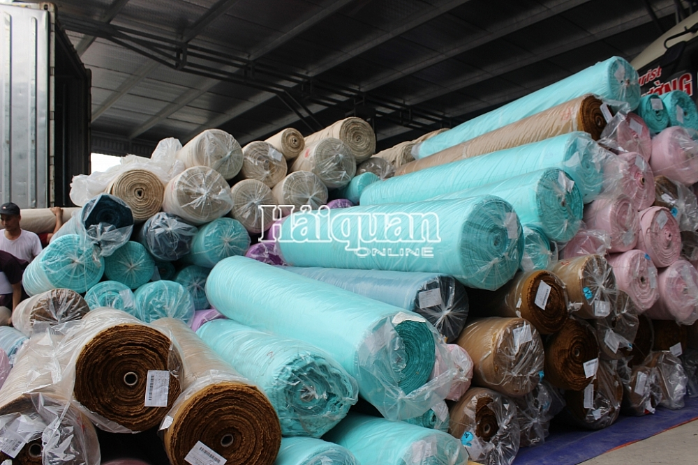 Thủ đoạn tuồn nguyên vật liệu của doanh nghiệp chế xuất vào thị trường nội địa