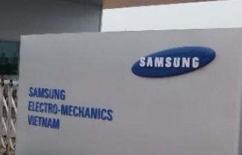 Thêm một thành viên của Samsung được gia hạn ưu tiên về hải quan