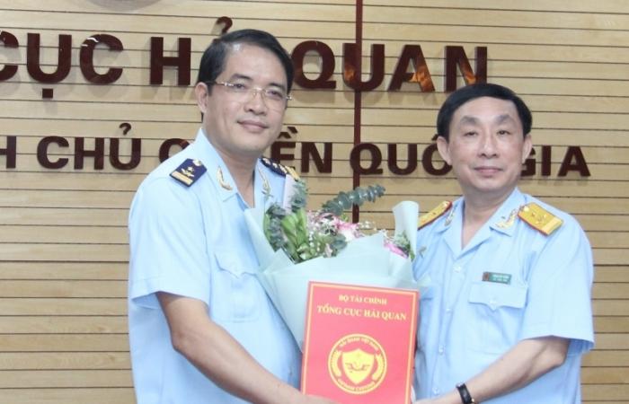Bổ nhiệm Chi cục trưởng Hải quan Tà Lùng làm Phó Vụ trưởng thuộc Tổng cục Hải quan