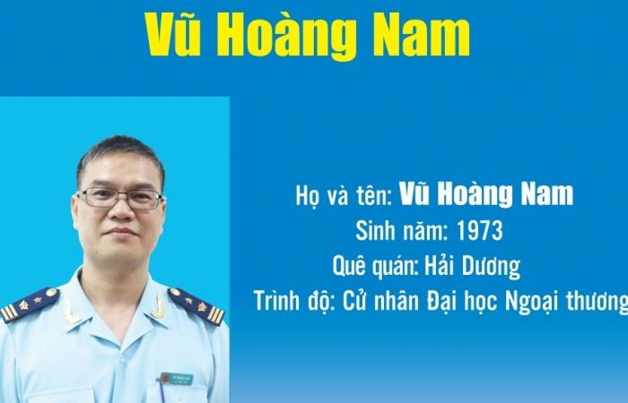 Infographics: Quá trình công tác của tân Phó Vụ trưởng Vụ Tổ chức cán bộ Vũ Hoàng Nam