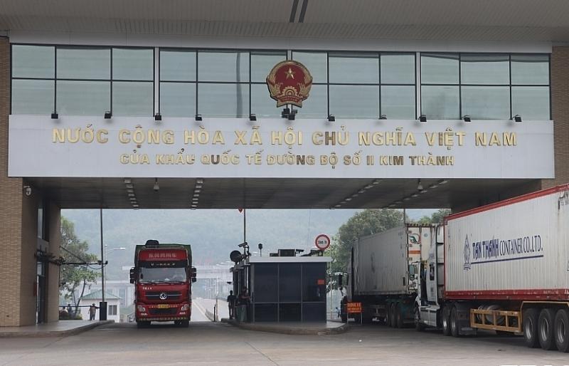 Xây dựng khu Logistics thuộc khu Kim Thành - Bản Vược, Lào Cai