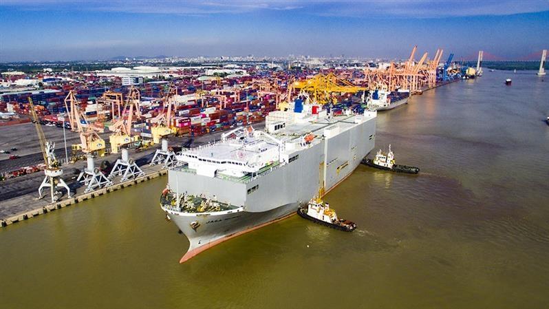 Xuất nhập khẩu bật tăng nửa cuối tháng 9