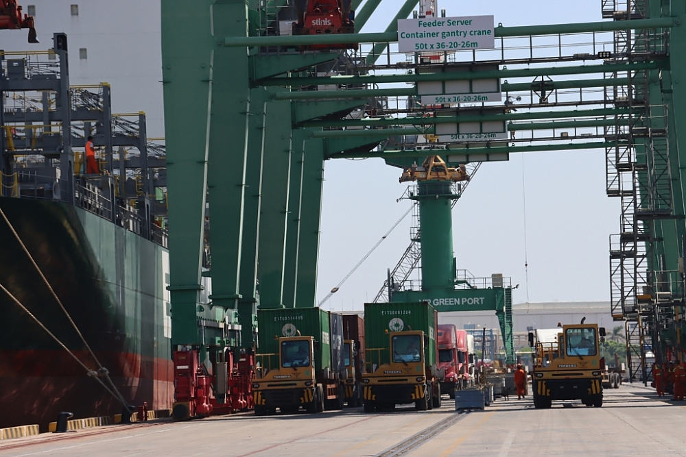 Tăng trưởng xuất nhập khẩu của doanh nghiệp trong nước đạt hơn 16 tỷ USD