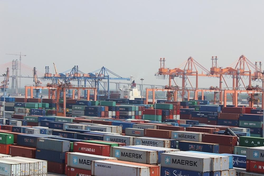 Hải quan Hải Phòng: Kim ngạch xuất nhập khẩu đạt trị giá gần 8 tỷ USD