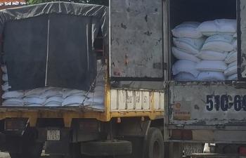 Bộ Công an triệt phá vụ buôn lậu 1.000 tấn đường từ Campuchia về Việt Nam