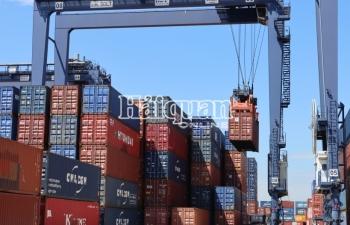 Xuất nhập khẩu của Việt Nam đạt gần 490 tỷ USD