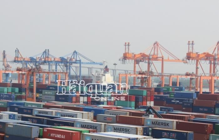 Công ty CP cảng Hải Phòng đạt sản lượng gần 10 triệu tấn hàng hóa