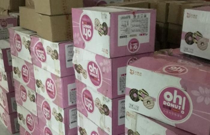 Lào Cai: Bị phạt 8 triệu đồng vì lô bánh ngọt không hóa đơn, chứng từ