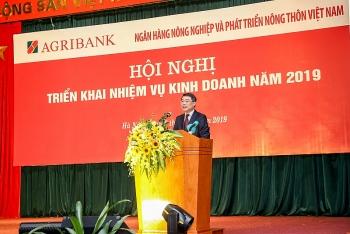 Agribank tổ chức hội nghị triển khai nhiệm vụ kinh doanh năm 2019