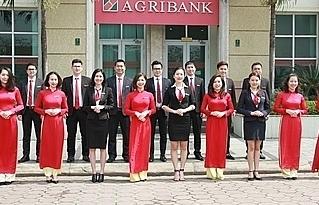 Agribank vào Top 500 ngân hàng thương hiệu mạnh nhất khu vực Châu Á – Thái Bình Dương