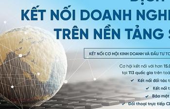 Tìm kiếm đối tác, kết nối kinh doanh đơn giản với dịch vụ mới của VietinBank