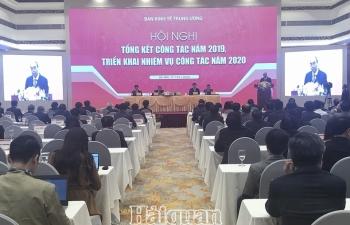 Thủ tướng: Ban Kinh tế Trung ương tiếp tục nghiên cứu nhiều dự án chiến lược