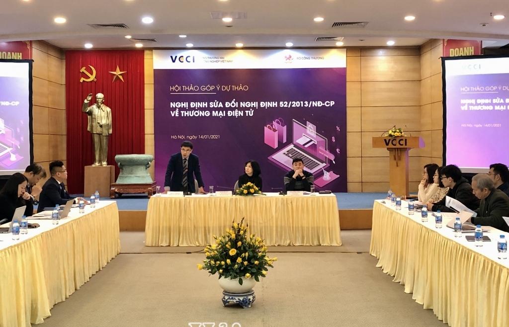 Thêm chính sách để quản lý hoạt động thương mại điện tử trên mạng xã hội