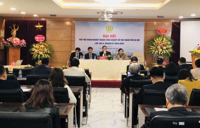 """Củng cố về """"chất"""" cho các doanh nghiệp hỗ trợ Hà Nội"""