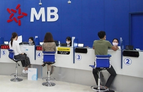 Lợi nhuận sau thuế 2020 của MB hơn 8.600 tỷ đồng, nợ nhóm 5 tăng hơn 2 lần