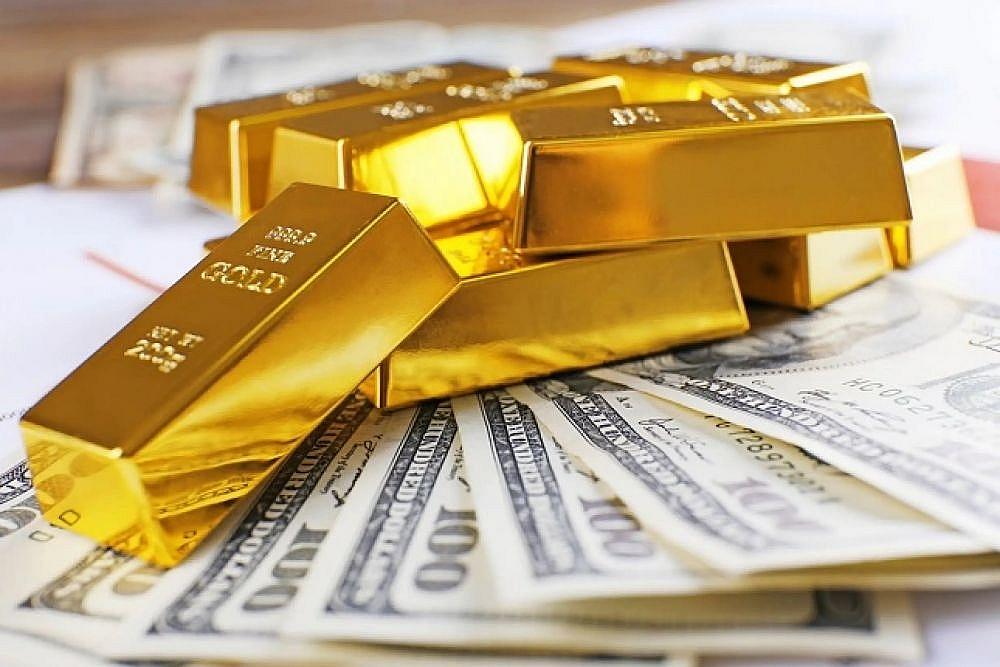 Giá vàng thế giới tăng nhẹ. Ảnh: Internet