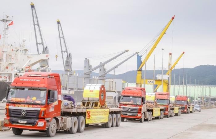 Tập đoàn Hoa Sen nhộn nhịp các hoạt động xuất khẩu xuyên Tết Tân Sửu 2021