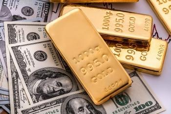 USD lại mạnh lên, gây sức ép tới giá vàng