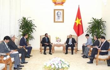 Thủ tướng Nguyễn Xuân Phúc: Việt Nam luôn sẵn sàng hợp tác với UAE