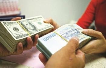 Ngân hàng Nhà nước giảm giá bán, tỷ giá VND/USD đi xuống