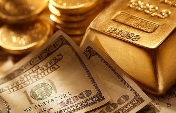 Giá USD và vàng tiếp tục tăng nhẹ