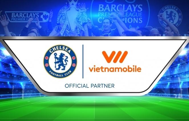 Vietnamobile công bố hợp tác độc quyền với Chelsea tại Việt Nam