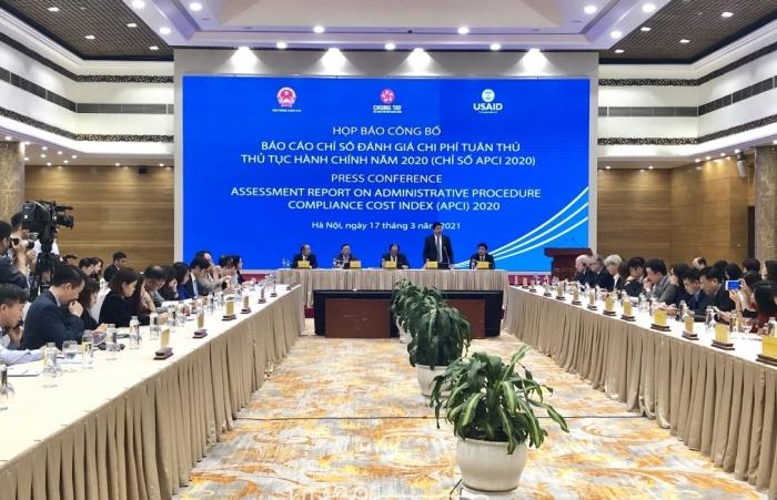 APCI 2020: Dư địa cải cách thủ tục hành chính còn rất lớn